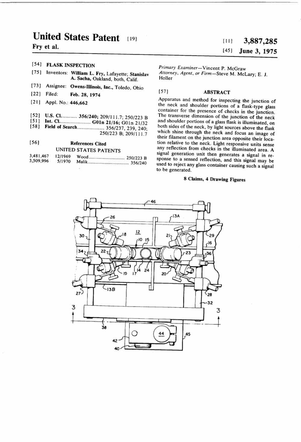 Manufacturing Peacock Law Pc Part 2 P 51 Engine Diagram Flask Inspection 3887285